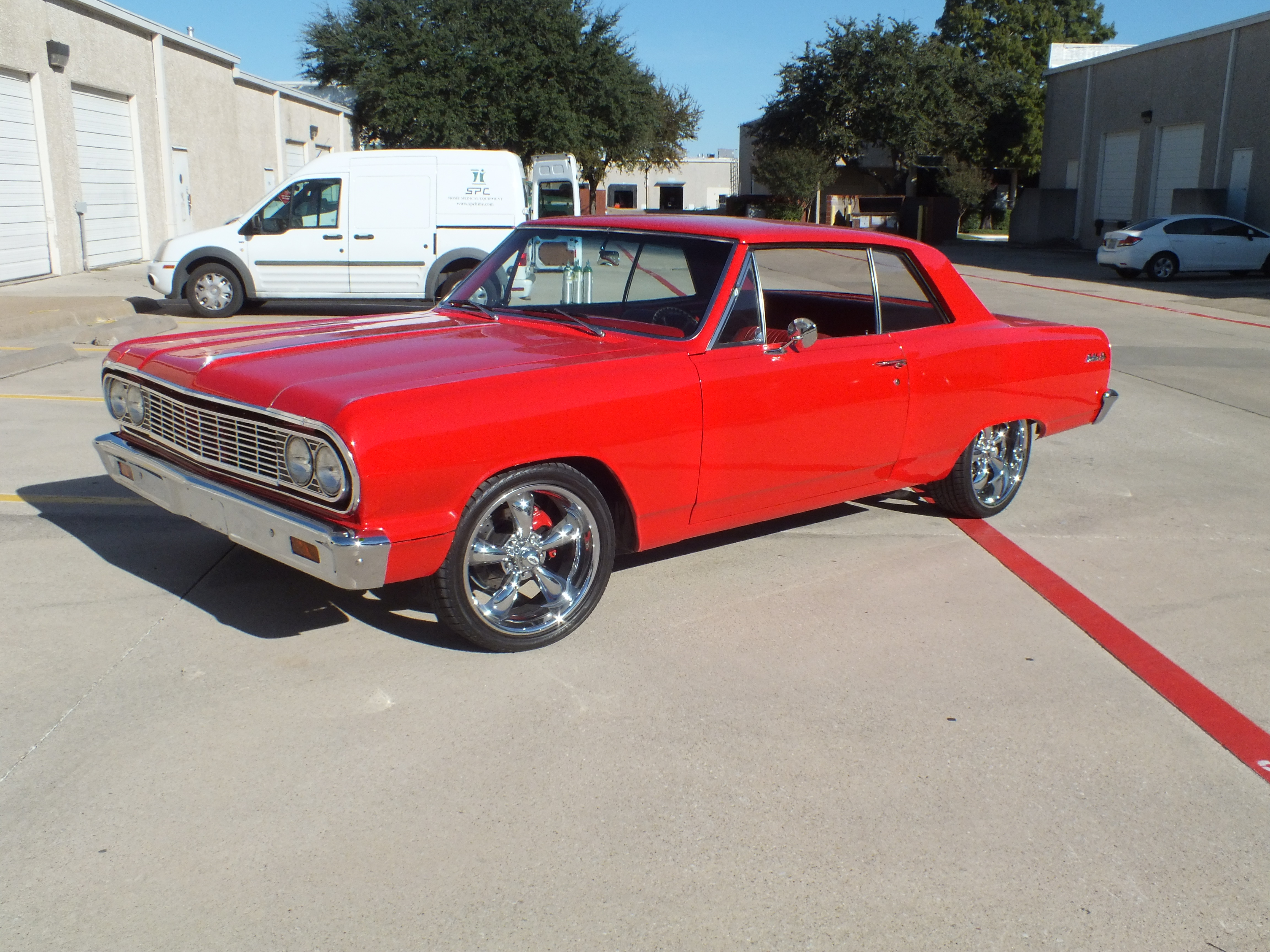 Resto-Mod/Pro-Touring | Dream Cars of Texas